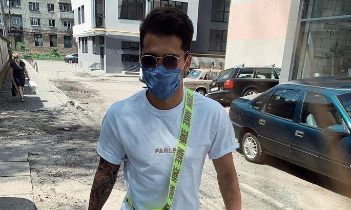 Гравець Карпат відреагував на звинувачення в порушенні маскового режиму