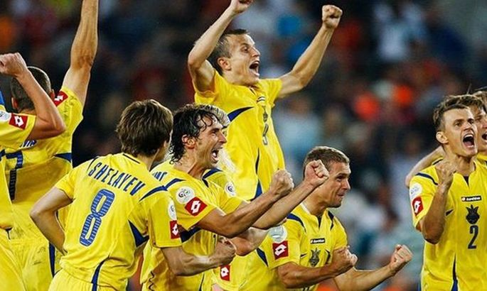 Назвіть гравців збірної України, які брали участь у Чемпіонаті світу 2006. КВІЗ