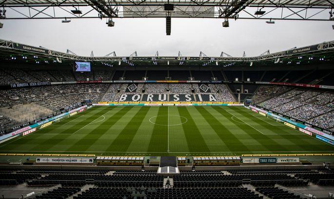 Боруссия Менхенгладбах - Вольфсбург. Смотреть онлайн прямую видеотрансляцию матча Бундеслиги
