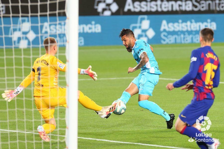 Примера. 29-й тур. Барселона - Леганес 2:0. С легким оттенком самоуверенности - изображение 1
