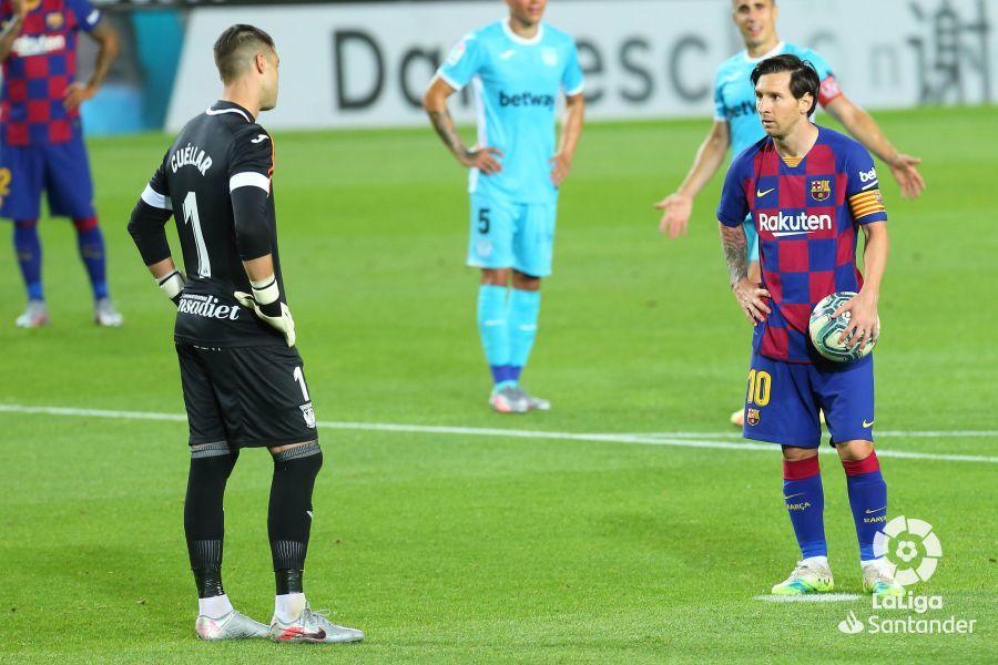 Примера. 29-й тур. Барселона - Леганес 2:0. С легким оттенком самоуверенности - изображение 2