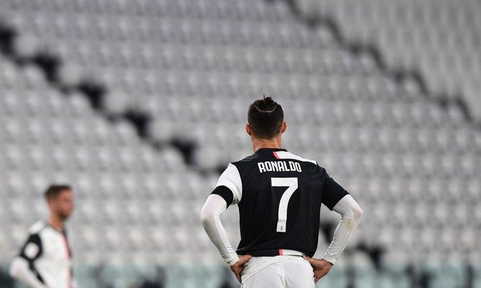 Гол Роналду в ворота Лиона признан лучшим по итогам ответных игр 1/8 финала Лиги чемпионов