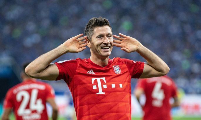 Левандовскі про перемогу в Кубку: Ми просто показали, що Баварія найкраща команда