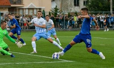 Минай - Динамо 0:2. Видео голов и обзор матча