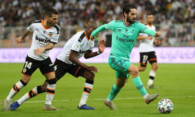 Реал - Валенсия. Анонс и прогноз на матч Примеры
