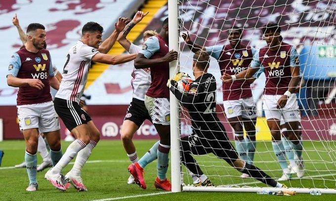 Hawk-Eye вибачилася перед Шеффілд Юнайтед, визнавши свою помилку