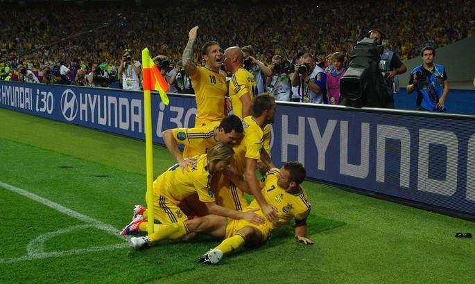 Назовите состав Украины на Евро-2012. КВИЗ