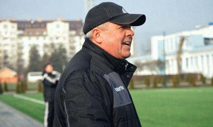 ФК Ужгород остался без главного тренера - получил приглашение из Венгрии