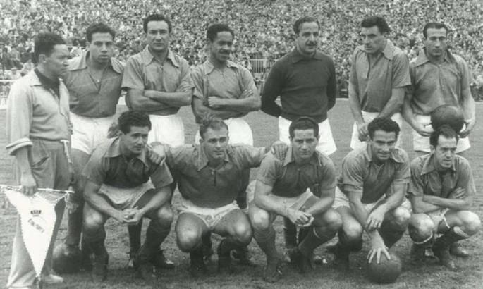 Мільйонери. Про клуб, який гримів на весь світ в 50-х і продав Ді Стефано в Реал