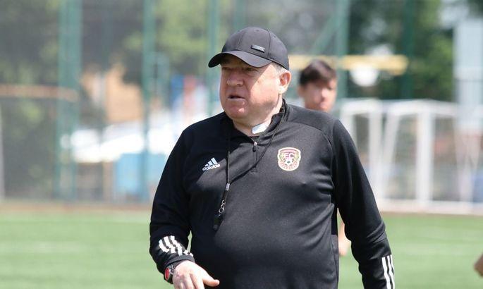 Вячеслав Грозный - больше не тренер казахского Шахтера