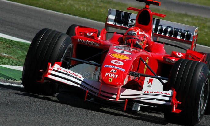 15 лет назад в США прошел самый странный Гран-при в истории Формулы-1. ВИДЕО