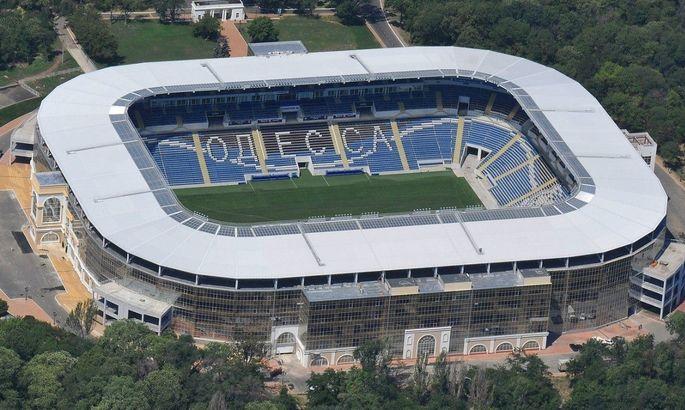 Компания, выкупившая стадион Черноморец, хочет приобрести одесский клуб. Интервью