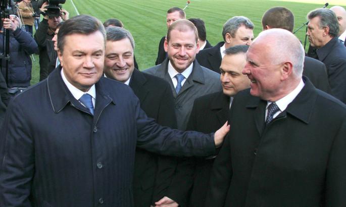 Климов отказался от продажи Черноморца американским владельцам стадиона