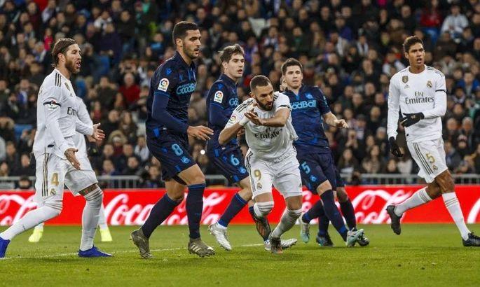 Реал Сосьєдад - Реал. Де і коли дивитися LIVE онлайн пряму відеотрансляцію матчу чемпіонату Іспанії