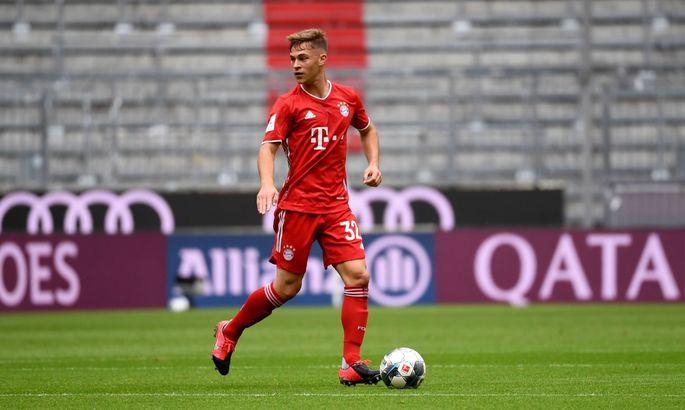 Киммих: Бавария хочет непременно победить в кубке Германии, а затем попытаться взять ЛЧ