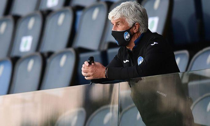 Серия А. Интер и Аталанта играют вничью, Рома и Наполи в Топ-4