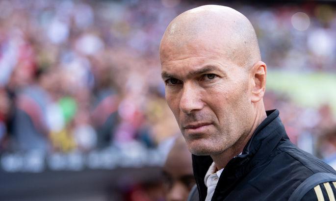 Зидан: Все говорят только о судействе – такое впечатление, что Реал ничего и не сделал на поле