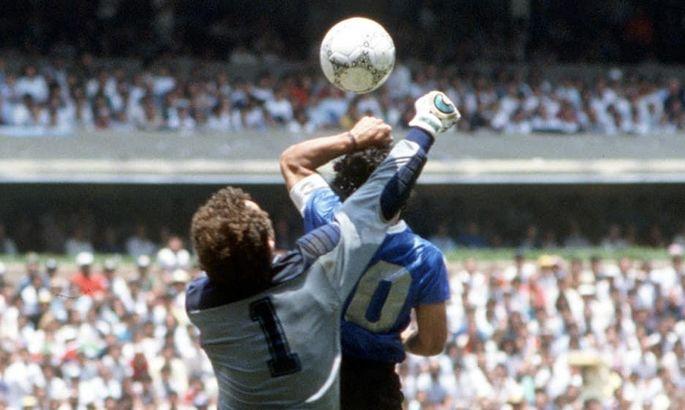 Рівно 34 роки тому Марадона за допомогою руки Бога та голу сторіччя вивів Аргентину до півфіналу ЧС-1986