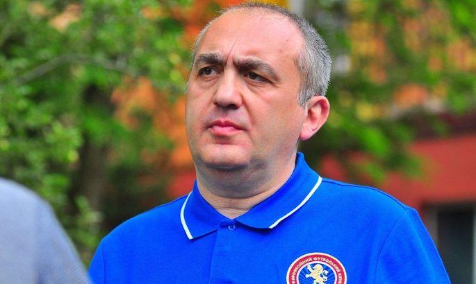 Львів підтвердив відставку Цецадзе