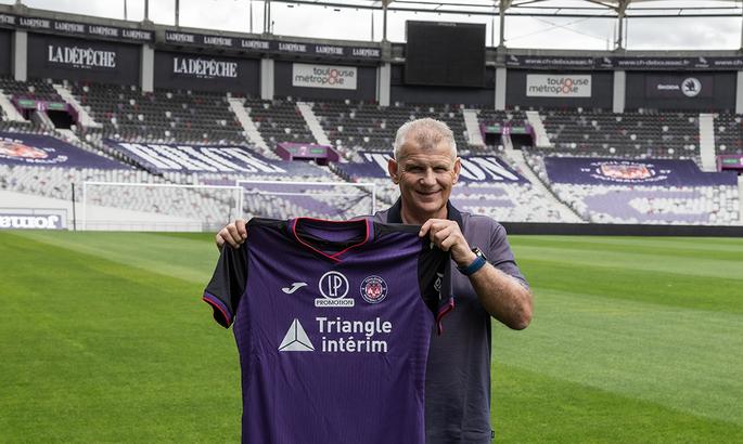 Тулуза назвала имя нового главного тренера