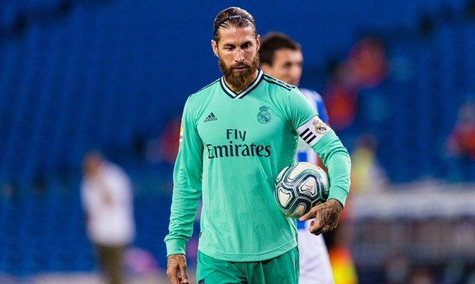 Отделался легким испугом: Рамос пропустит лишь один матч Реала