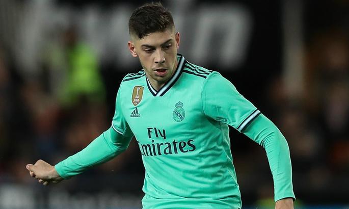 Вальверде: Мы довольны, что Реал на вершине. Нам нужно выигрывать оставшиеся матчи