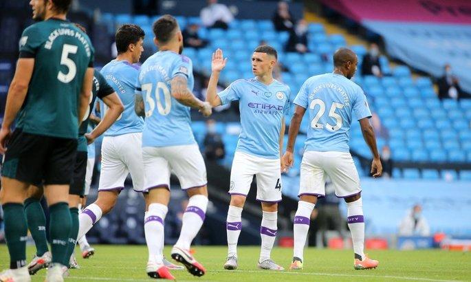 Манчестер Сіті – Бернлі 5:0. Відео голів та огляд матчу