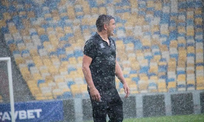 Главный тренер Колоса заявил о нарушении дисциплины в своей команде
