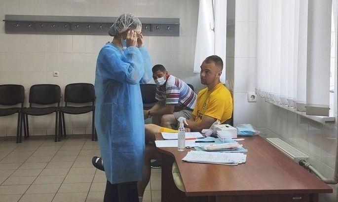 Кремень сдал тест на коронавирус. Заболевших в клубе нет