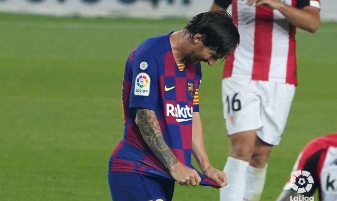 Месть, но не сладкая. Барселона - Атлетик 1:0. Обзор матча и видео гола
