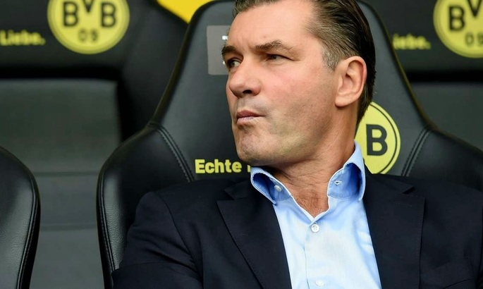 Боруссия продлила контракт с Михаэлем Цорком. Он работает в структуре клуб с 98-го года
