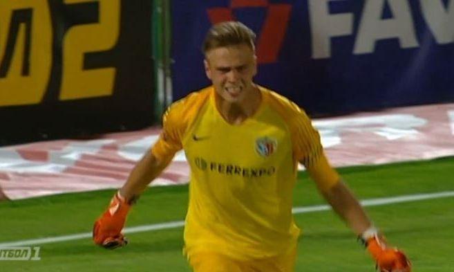 16-летний герой. Как кипер Ворсклы вывел команду в финал Кубка Украины. Обзор серии пенальти