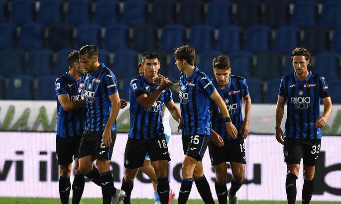 Руслан Малиновский отличился зрелищным голом в ворота Лацио. ВИДЕО