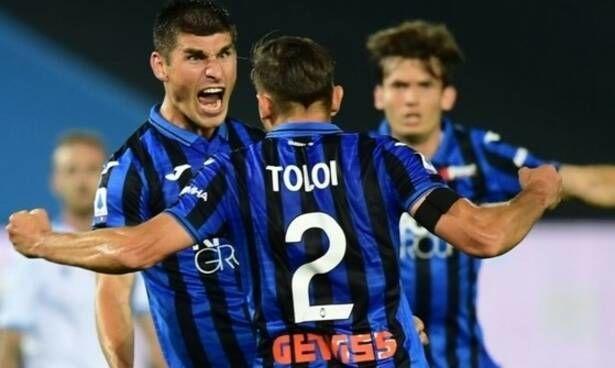Руслан Малиновский получил самый высший балл за матч Аталанты с Лацио