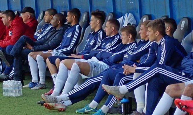 Первая лига. Балканы - Черкащина 1:0. Самый лучший дебютант