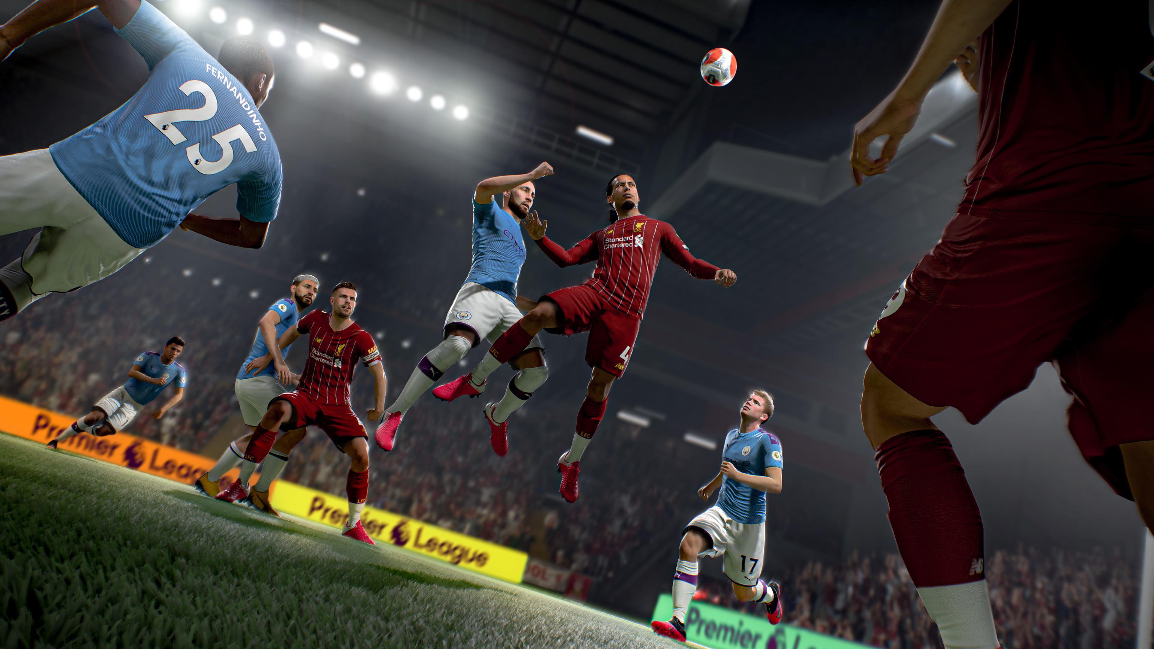 Мбаппе в главной роли? Что известно о новой FIFA 21 - изображение 3