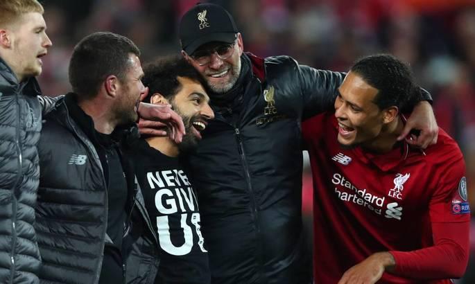 Ливерпуль - победитель АПЛ 2019/20. Это их первое чемпионство за 30 лет