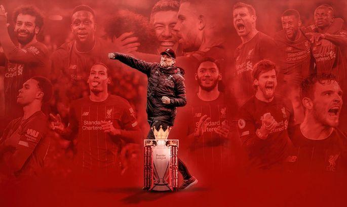 Ліверпуль Клоппа зайняв 3-е місце в рейтингу кращих команд в історії клубу