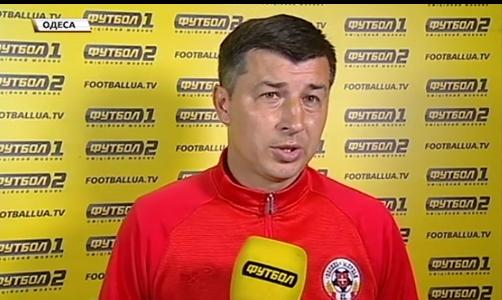 Тренер Волыни назвал причину досадного поражения от Черноморца