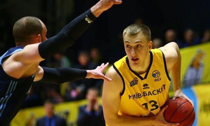 Киев-Баскет сохранил ключевого форварда