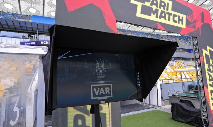На двох матчах 26-го туру Першої ліги буде працювати ВАР