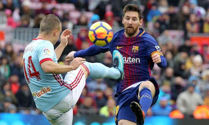 Сельта - Барселона 2:2. Чемпионская гонка закончена?