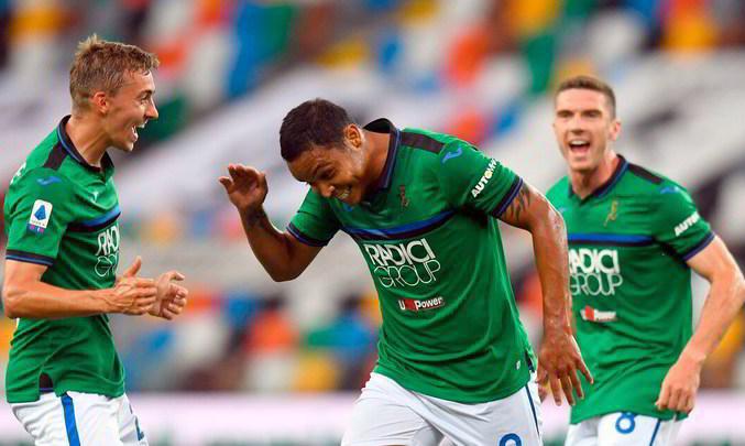 Серия А. Аталанта побеждает даже при слабой игре, победа Наполи
