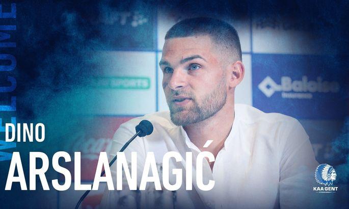 Гент нашел конкурента для игрока национальной сборной Украины