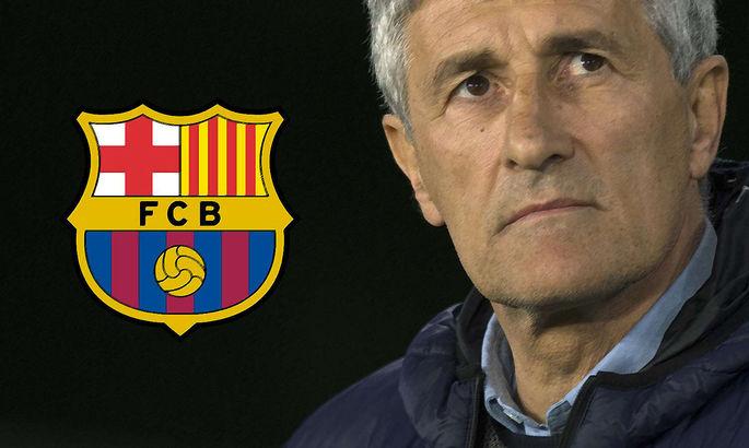 Goal.com: Барселона планирует уволить Сетьена по окончанию сезона. Назначение Кике было ошибкой