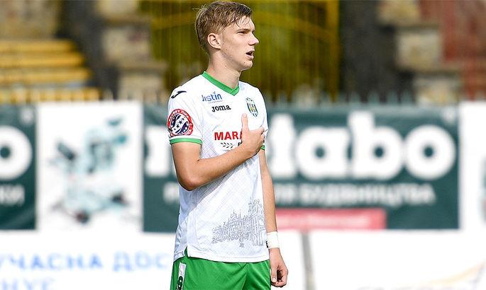 18-летний защитник Карпат: Важно, что в матче со Львовом навязывали свой футбол и задавали темп