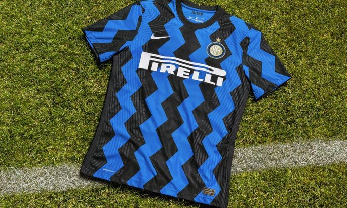С зигзагом интереснее: Интер обновил форму на сезон-2020/21