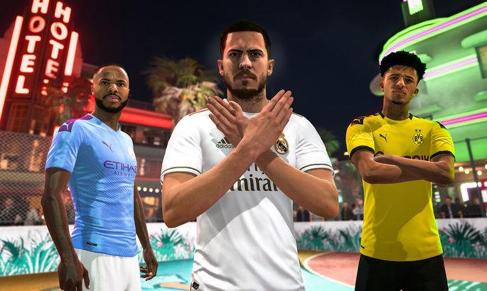 Трансляция финала VULKAN FIFA Series 2