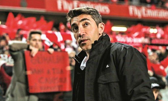Бенфика объявила об увольнении главного тренера. Орлы выиграли один матч из последних восьми