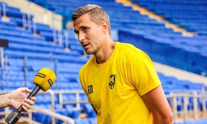 Ассистент Демченко выразил недовольство действиями игроков, несмотря на разгромную победу